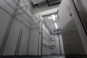 Walk-In Interior