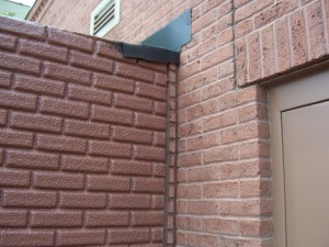 Sidewall Flashing