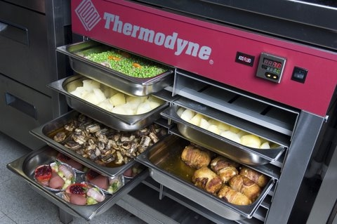 Thermodyne Slow Cooking and Holding