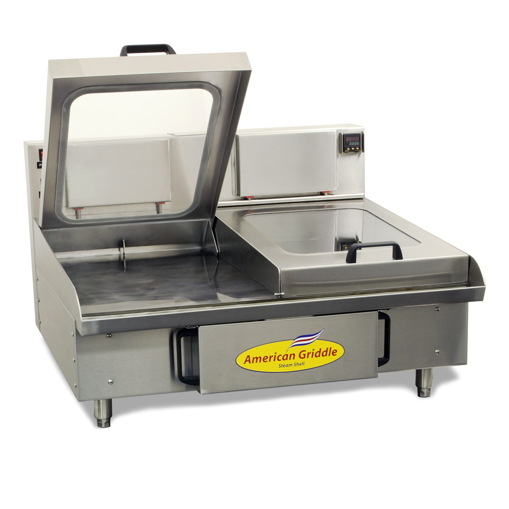 American Griddle Unit
